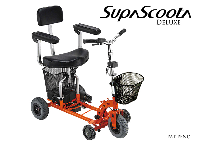Disability Products / Mobility Scooter/SupaScoota-Deluxe